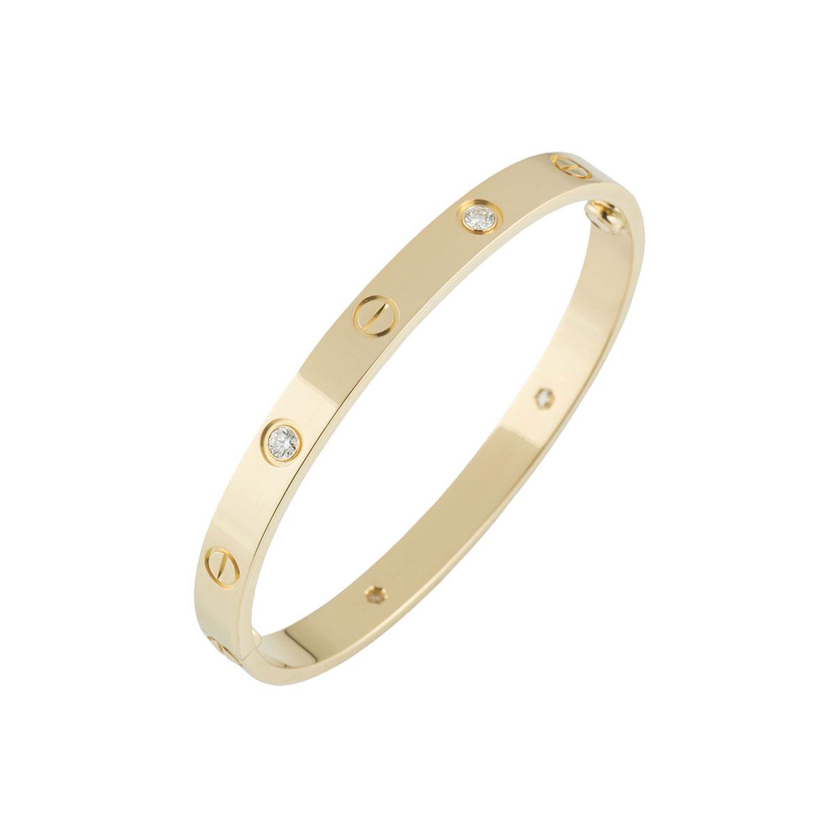 4953a11d02796 Cartier Love Bracelet
